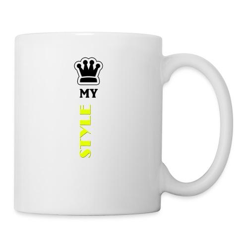 MY STYLE - Coffee/Tea Mug