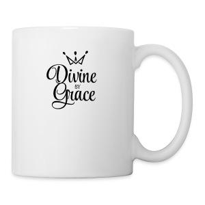 Divine by Grace - Coffee/Tea Mug