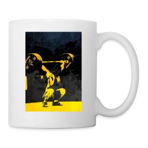 Weightlifting Olympics Snatch - Coffee/Tea Mug