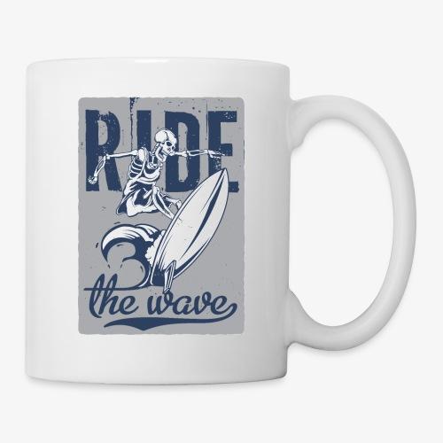 Ride the wave - Coffee/Tea Mug