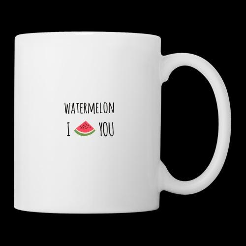 watermelon - Coffee/Tea Mug