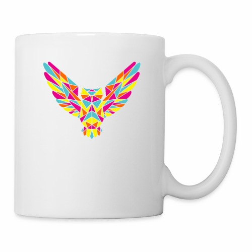 Geometric Owl - Coffee/Tea Mug