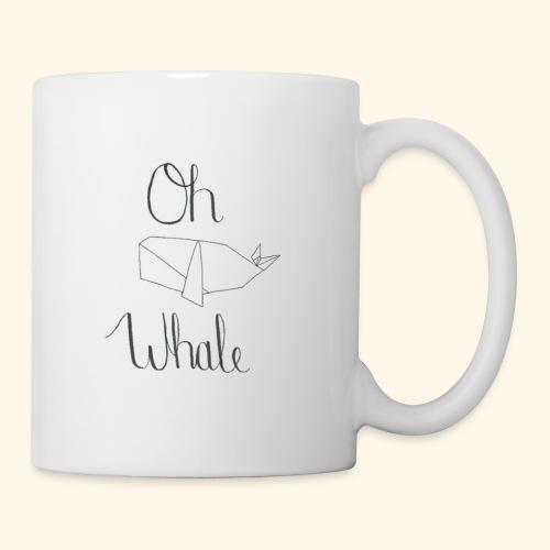 Oh whale - Coffee/Tea Mug
