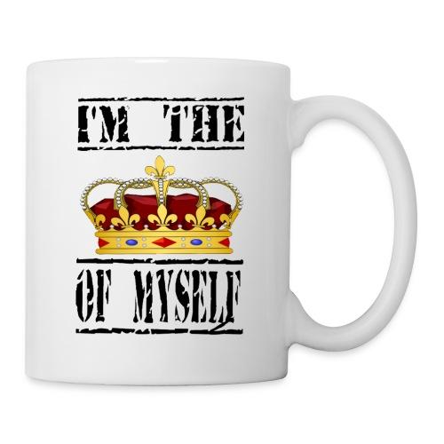 New T-shirts I'M THE KING OF MYSELF - Coffee/Tea Mug