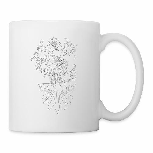 peacock wounder - Coffee/Tea Mug