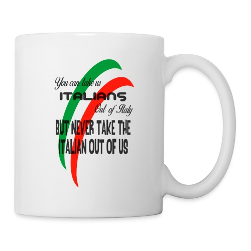 Italian top - Coffee/Tea Mug