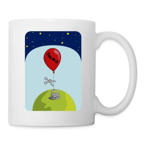 dreams balloon and society 2018 - Coffee/Tea Mug