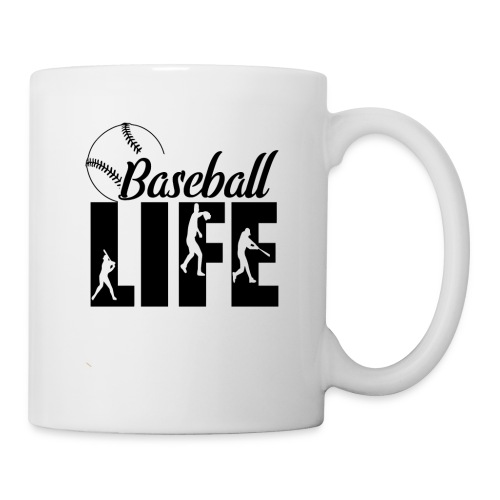 Baseball life - Coffee/Tea Mug