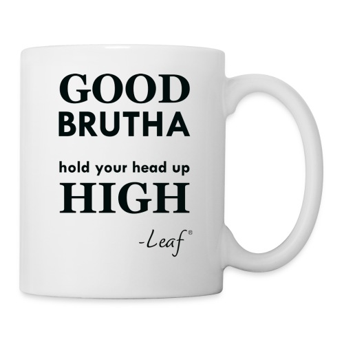 Good Brutha Lyric - Coffee/Tea Mug