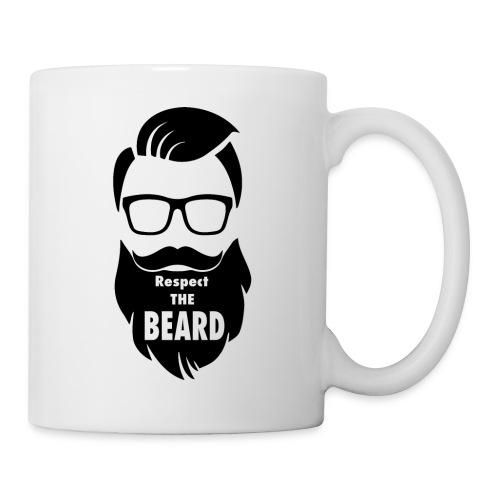 Respect the beard 08 - Coffee/Tea Mug