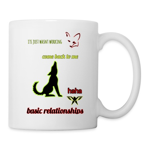 pet relationships - Coffee/Tea Mug