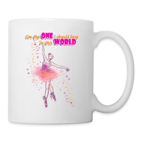 I m the one i should love - Coffee/Tea Mug