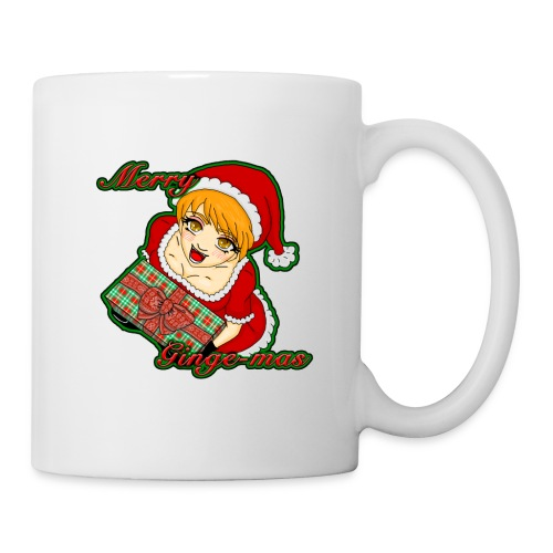 Merry Ginge-Mas - Coffee/Tea Mug
