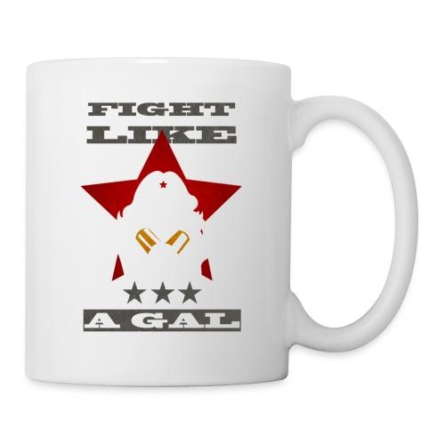 Fight Like A Gal - Coffee/Tea Mug