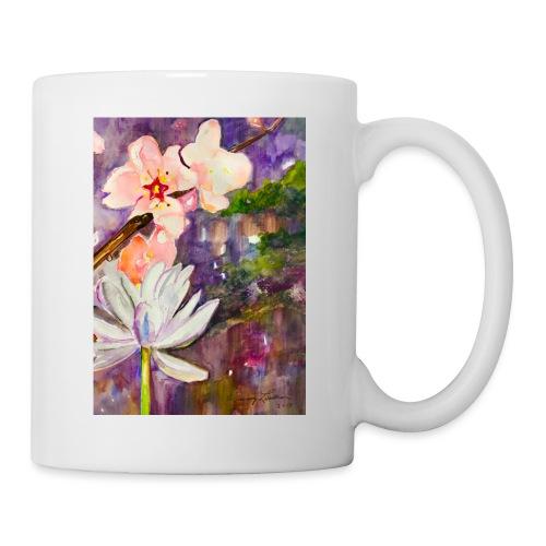 WATER FLOWERS - Coffee/Tea Mug