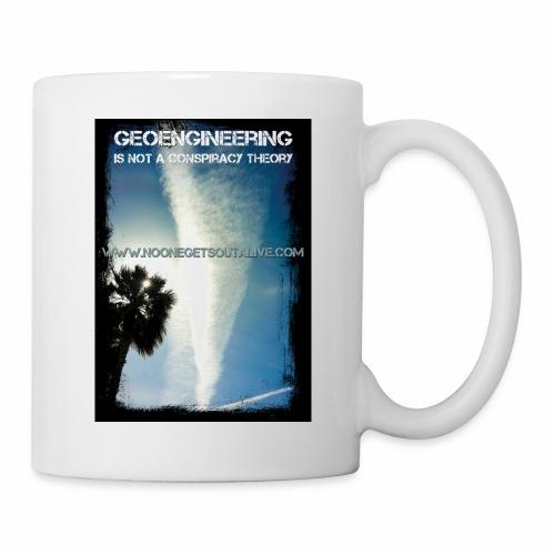 Geoengineering - Coffee/Tea Mug