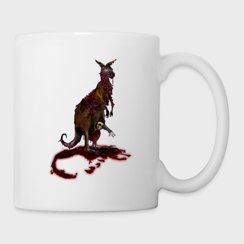 Horror Kangaroo - Coffee/Tea Mug