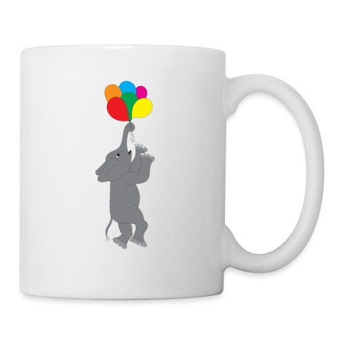 Flying Elephant 01 - Coffee/Tea Mug