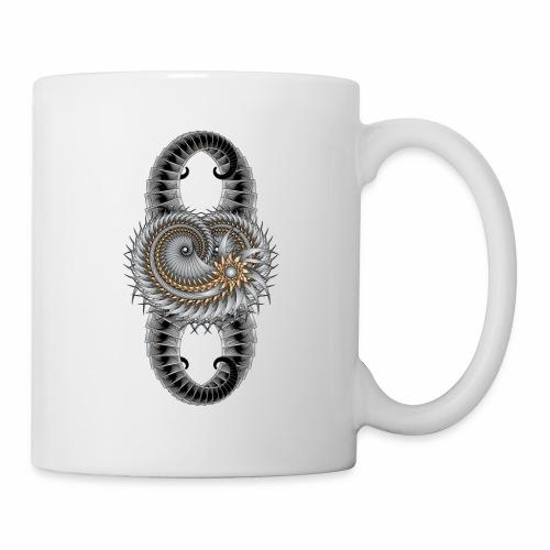 Lucky 8 Abstract - Coffee/Tea Mug