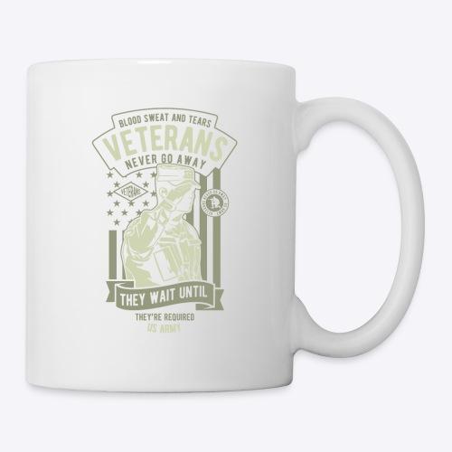 US Army Veterans - Coffee/Tea Mug