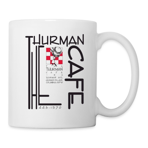 Thurman Cafe Traditional Logo - Coffee/Tea Mug