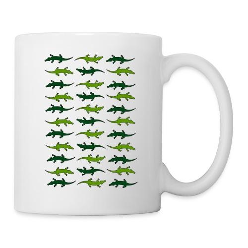 Crocs and gators - Coffee/Tea Mug