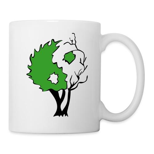 in tree col - Coffee/Tea Mug