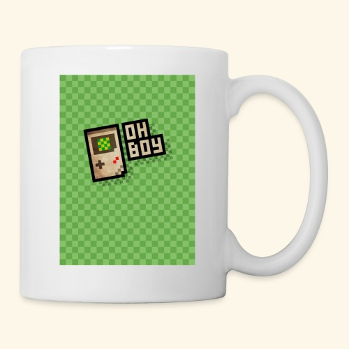 oh boy handy - Coffee/Tea Mug
