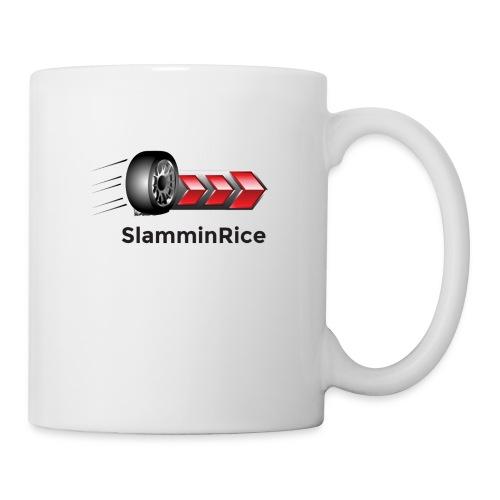 SlamminRice Tire shirts - Coffee/Tea Mug