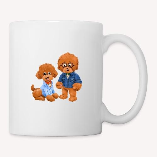 Agador and Fred - Coffee/Tea Mug
