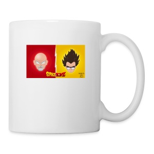 Spaz Boyz - Coffee/Tea Mug