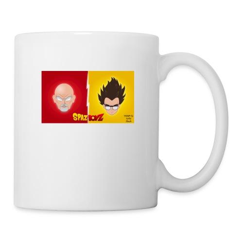 Spaz Boyz - Coffee/Tea Mug