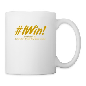 Golden Victory - Coffee/Tea Mug