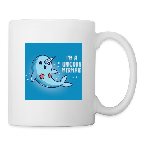 im a unicorn mermaid unstable unicorns teeturtle 8 - Coffee/Tea Mug