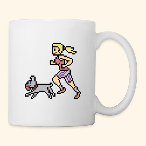 RunWithPixel - Coffee/Tea Mug