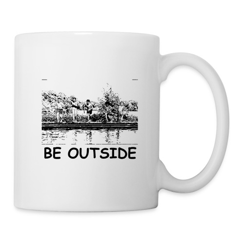 Be Outside - Coffee/Tea Mug
