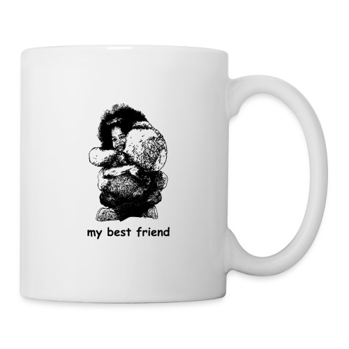 My best friend (girl) - Coffee/Tea Mug