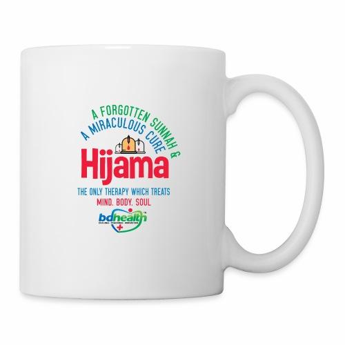 Hijama/Cupping/ Cupping therapy/ BD Health - Coffee/Tea Mug