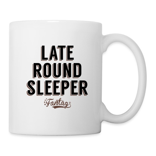 Late Round Sleeper: Coffee Mug - Coffee/Tea Mug