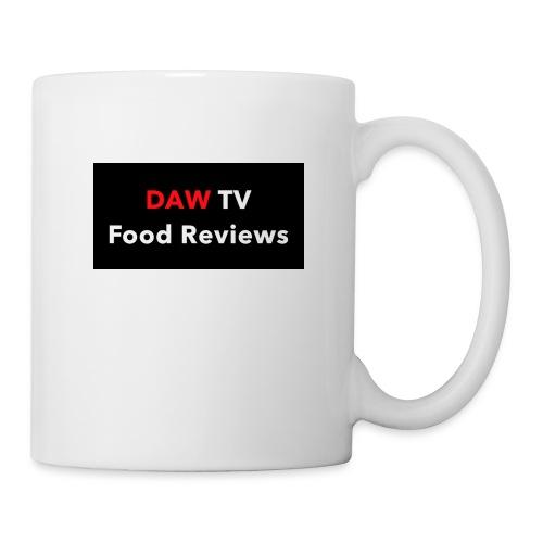 DAW TV Food Reviews - Coffee/Tea Mug