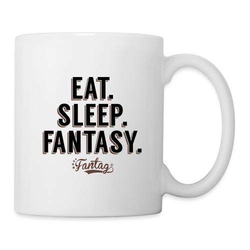 Eat Sleep Fantasy Mug - Coffee/Tea Mug