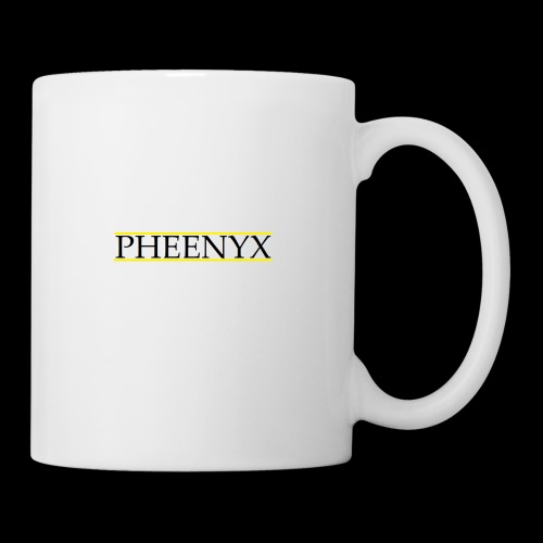 Pheenyx logo black - Coffee/Tea Mug
