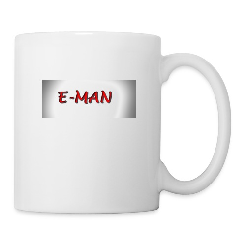 E-MAN - Coffee/Tea Mug