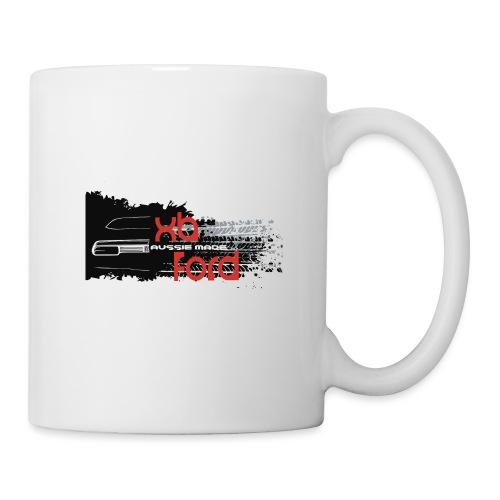 XB Coupe skid - Coffee/Tea Mug