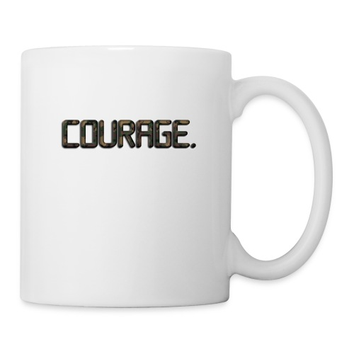 COURAGEOUS WARRIORS APPAREL - Coffee/Tea Mug