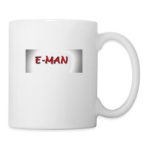 E-MAN - Coffee/Tea Mug