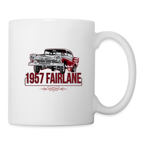 Twisted Farlaine 1957 Gasser - Coffee/Tea Mug