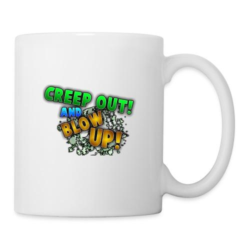 RealCreepman's Merchandise - Coffee/Tea Mug