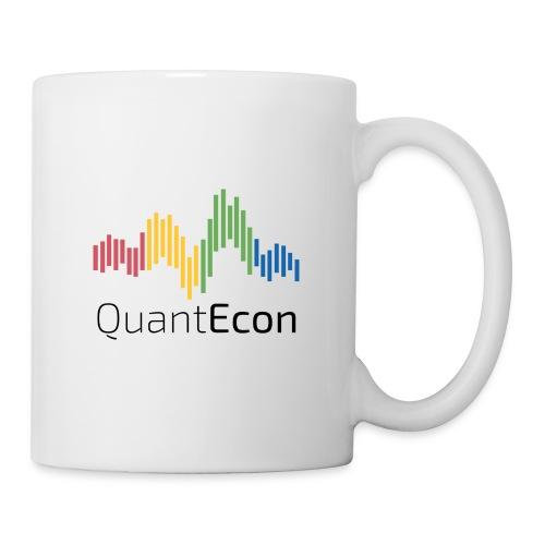 QuantEcon Official Logo - Coffee/Tea Mug