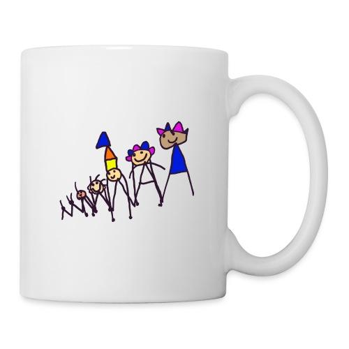 The king family - Coffee/Tea Mug